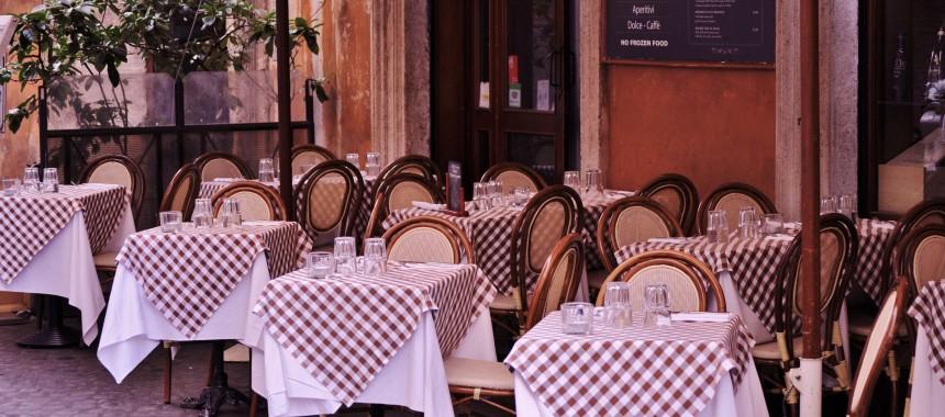 Italijanska kuhinja – I deo