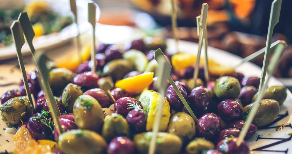 grčka kuhinja, masline