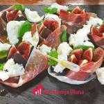Fantastična salata sa smokvama