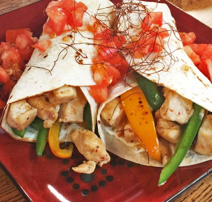 Tortilja ala Mexicana