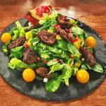 Egzotična salata sa pačetinom