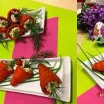 Uskršnje slane šargarepice
